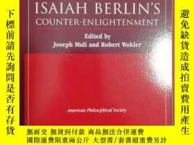 二手書博民逛書店Isaiah罕見Berlin s Counter-Enlight