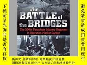 二手書博民逛書店The罕見Battle of the Bridges-橋梁之戰Y414958 出版2020