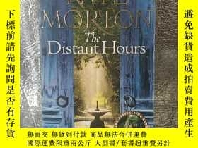 二手書博民逛書店KATE罕見MORTON The Distant HoursY1