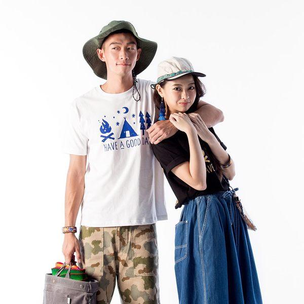 Camp de Amigo 2018 【城市綠洲X戶外風格音樂祭紀念T-Shirt】 AL1821138 (S-XL) / 城市綠洲