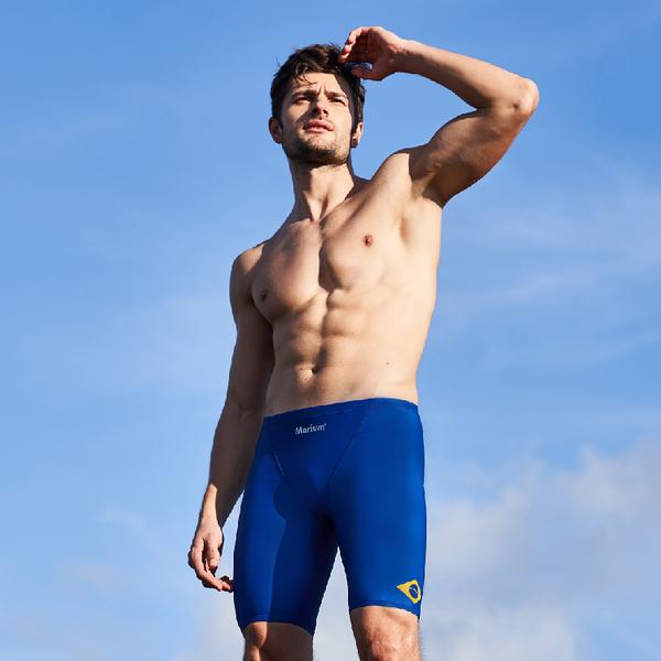 ≡MARIUM≡ MAR-20123 大男競賽型鯊魚褲 - 巴西