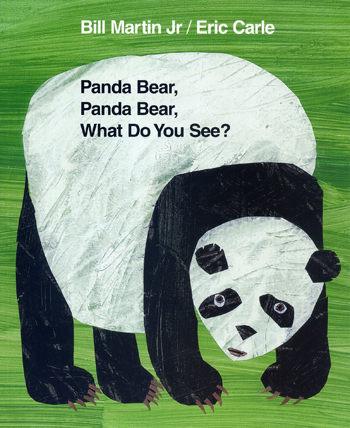 【麥克書店】PANDA BEAR PANDA BEAR WHAT DO YOU SEE /英文繪本