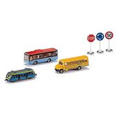 SIKU小汽車禮盒 巴士禮盒組_ SU6303