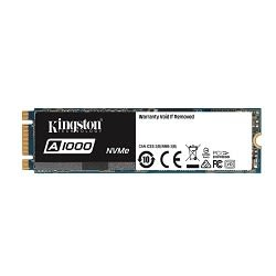 【綠蔭-免運】金士頓 A1000系列-240GB M.2固態硬碟(2280 NVMe)