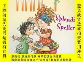 二手書博民逛書店Fancy罕見Nancy: Splendid Speller (I Can Read Book, Level 1)