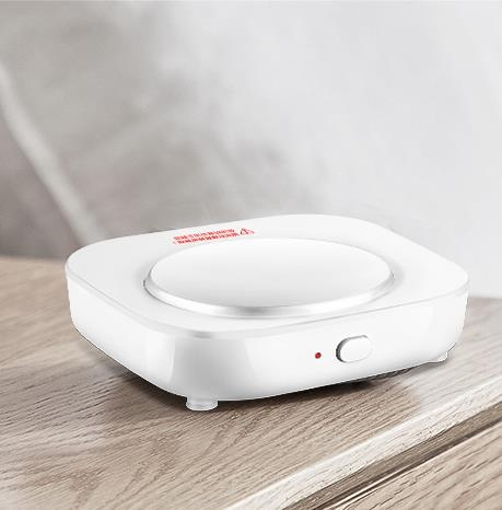 恆溫墊夏新暖暖杯55度加熱水杯熱牛奶加熱器神器暖杯墊自動恒溫杯保暖墊  零度