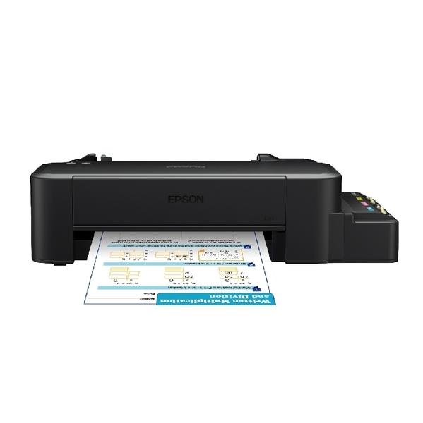 【限時促銷】EPSON L120 超值單功能 原廠連續供墨印表機