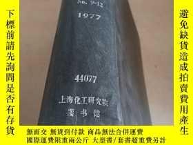 二手書博民逛書店HYDROCARBON罕見PROCESSING.Vol.56 N
