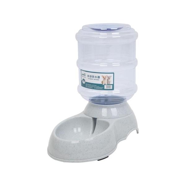 狗狗飲水器餵食器寵物飲水機餵食貓咪喝水器泰迪自動餵食器水碗  夏季新品
