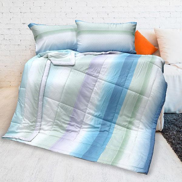 【Indian】新科技天絲吸濕排汗涼被(加贈枕套2個)-炫彩人生