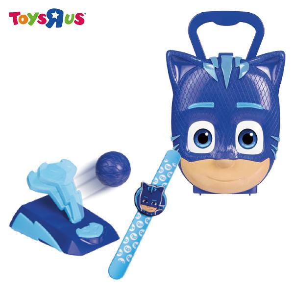 玩具反斗城  PJ MASKS貓小子變裝組
