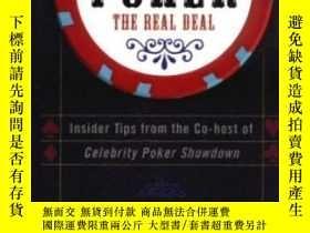 二手書博民逛書店罕見PokerY256260 Phil Gordon Simon Spotlight Entertainmen
