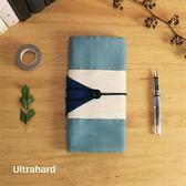 Ultrahard 作家筆袋系列-太宰治/小說燈籠水藍~超硬Ultrahard ~