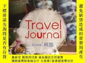 二手書博民逛書店Travel罕見Journal Korea 韓國 旅行書 Fee