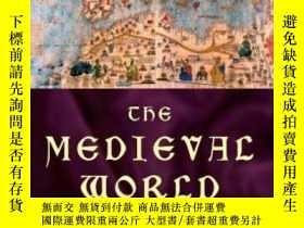 二手書博民逛書店The罕見Medieval World (routledge W