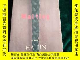 二手書博民逛書店Waiting罕見A Novel By Ha JinY22695
