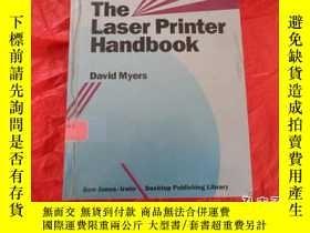 二手書博民逛書店【香港理工大學館藏】The罕見Laser Printer Han