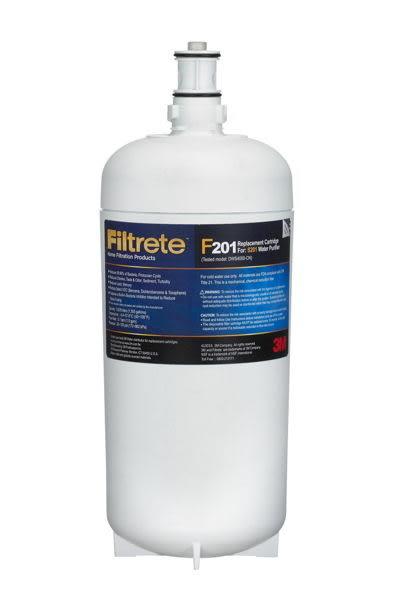 3M S201超微密櫥下型生飲淨水器/濾水器專用濾心3US-F201-5★0.2um超微密活性碳濾心,除鉛、除重金屬