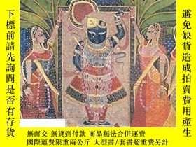 二手書博民逛書店【罕見】2015年出版,Gates of the lord 印度