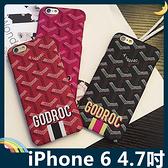 iPhone 6/6s 4.7吋 上帝搖滾手機殼 PC硬殼 GODROC 明星同款 磨砂質感 保護套 手機套 背殼 外殼