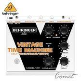 【延遲/迴聲/合唱/抖音效果器】 【Behringer VM1】【VINTAGE TIME MACHINE VM1】【70年代的聲音】
