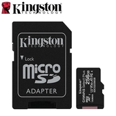 Kingston金士頓 Canvas Select Plus microSD 256G 記憶卡