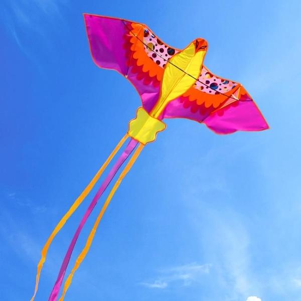 七彩鳳凰風箏大人專用大型高檔兒童微風易飛成人立體中國風爭新款ATF 格蘭小鋪