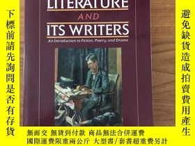 二手書博民逛書店Literature罕見and its writersY445475 Ann Charters Samuel