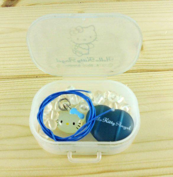 【震撼精品百貨】Hello Kitty 凱蒂貓~KITTY DIY組-飾品DIY-藍天使