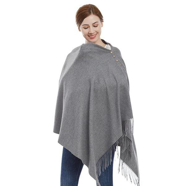 哺乳巾-哺乳遮擋衣哺乳衣喂奶巾防走光哺乳巾外出喂奶罩衣遮擋披肩 生日禮物