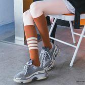 中長襪子女長筒長統襪日系小腿襪潮ins及膝襪薄款【時尚大衣櫥】