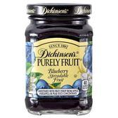 統一生機~Dickinson's藍莓果醬270公克/罐