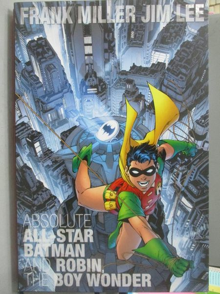 【書寶二手書T2/繪本_QXD】Absolute All-Star Batman and Robin, The Boy