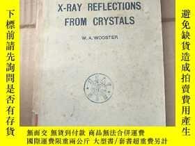 二手書博民逛書店diffuse罕見X-ray reflections from crystals(P863)Y173412