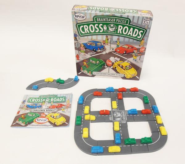 諾貝兒 POPULAR  交通路口  數學奧林匹克競賽教具 邏輯棋益智玩具