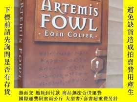二手書博民逛書店ARTEMIS罕見FOWL 丹麥語版Y146810 EOIN C