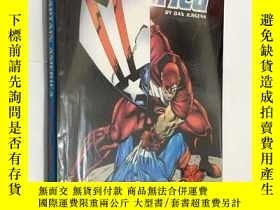 二手書博民逛書店Marvel罕見Captain America by Dan Jurgens - Volume 2 漫威美國隊長-