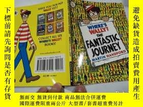 二手書博民逛書店the罕見fantastic journey:奇妙的旅程Y212829 不祥 不祥