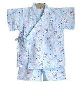 85折純棉布 小兔兒童寶寶 和服套裝 家居服 睡衣 演出服開學季