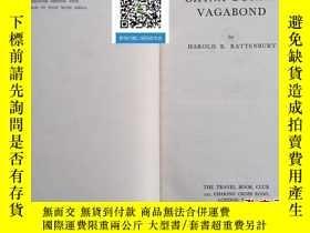 二手書博民逛書店【罕見原版 】中緬流浪 China-Burma Vagabond