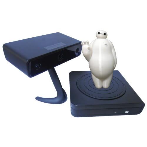 【桌上型3D掃描器 3D Scanner】3D掃描器 for 3D printer 3D掃描儀