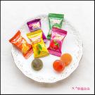 馬來西亞綜合水果軟糖 (200克分裝包) 一百份綜合口味軟糖 小孩零食 小朋友QQ糖果 好吃喜糖