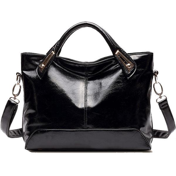手提包 精緻牛皮柔軟皮革時尚手提包 3款【生活Go簡單】現貨販售【STB0009】