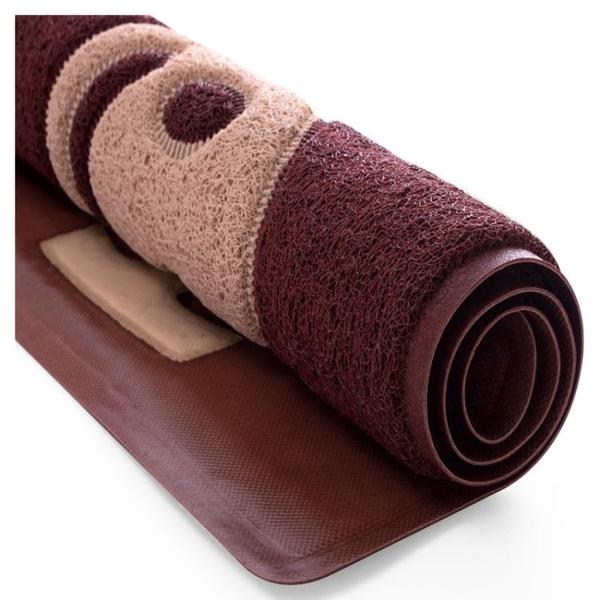 地毯進門地墊入戶門大門入門入戶絲圈蹭腳墊子踩地毯家用門廳門口門墊