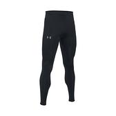 UA No Breaks [1279800-001] 男 運動 跑步 緊身褲 透氣 舒適 彈性 支撐 排汗 快乾 黑