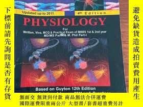 二手書博民逛書店blueprint罕見physiologyY355772
