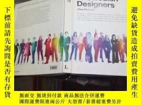 二手書博民逛書店17罕見Swedish Designers chez Pasca