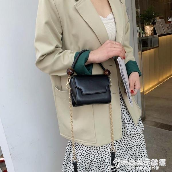 手提包 洋氣質感斜挎ins包包女潮韓版單肩時尚小包包手提包包女 時尚芭莎