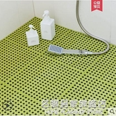 浴室防滑墊衛生間大號拼接地墊廚房洗澡淋浴衛浴廁所塑料隔水腳墊 NMS【名購新品】