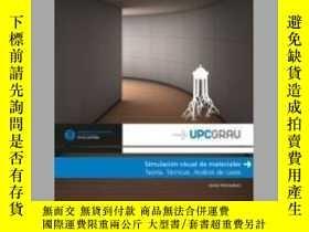 二手書博民逛書店Simulacion罕見Virtual de MaterialesY405706 Javier Moneder